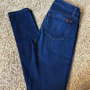 Joe's Jeans- Honey Skinny Booty Fit
